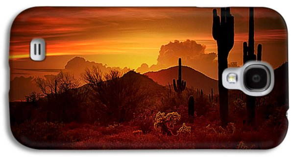 The Essence Of The Southwest Galaxy S4 Case