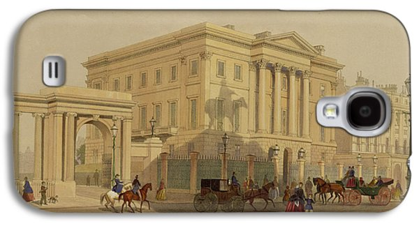 The Exterior Of Apsley House, 1853 Galaxy S4 Case