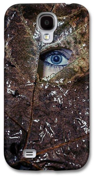 The Eye Galaxy S4 Case by Joana Kruse