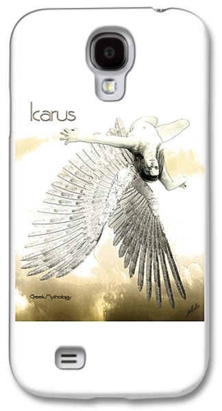 The Fall Of Icarus Galaxy S4 Case