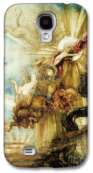 The Fall Of Phaethon Galaxy S4 Case by Gustave Moreau