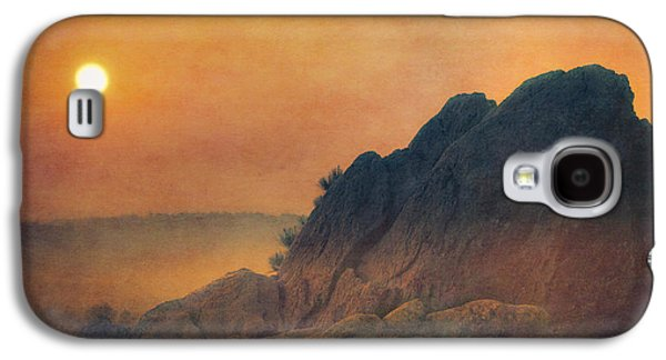 The False Lovers' Rock At Sunset Galaxy S4 Case by Loriental Photography