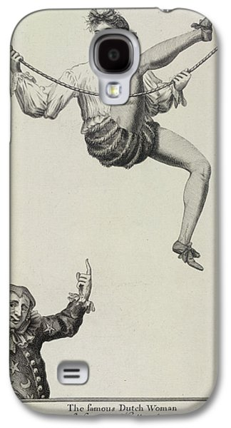 The Famous Dutch Woman Galaxy S4 Case by British Library