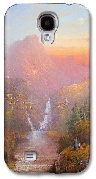 The Fellowship Of The Ring Galaxy S4 Case by Joe  Gilronan