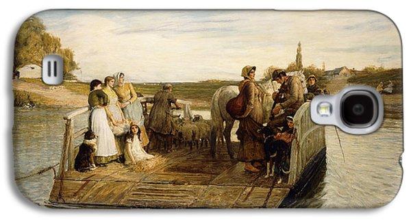 The Ferry Galaxy S4 Case by Robert Walker Macbeth