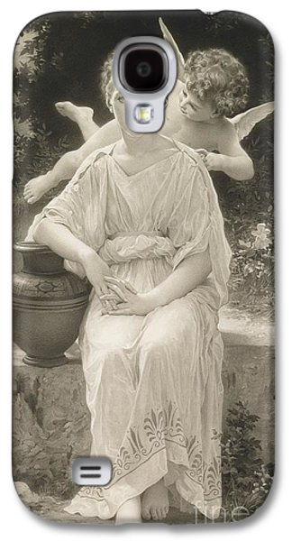 The First Whisper Of Love After Bouguereau Galaxy S4 Case