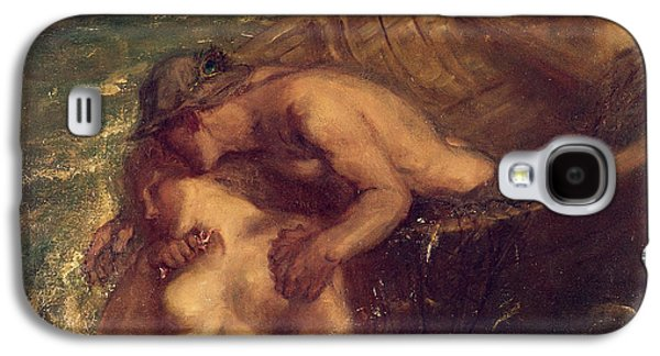 The Fisherman And The Mermaid, 1901-03 Galaxy S4 Case