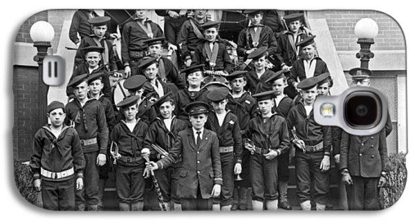 The Flatbush Boys' Club Band Galaxy S4 Case
