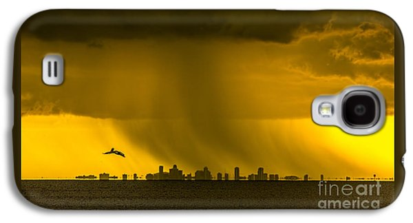 The Floating City  Galaxy S4 Case