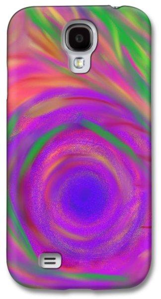 The Flora Is Breathing Galaxy S4 Case
