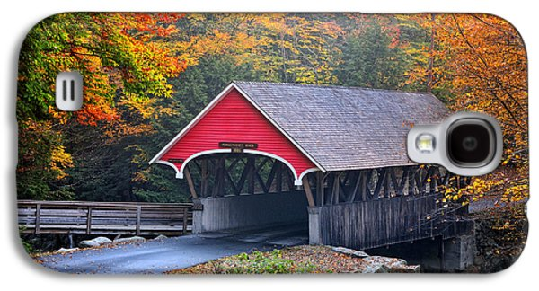 The Flume Covered Bridge Galaxy S4 Case