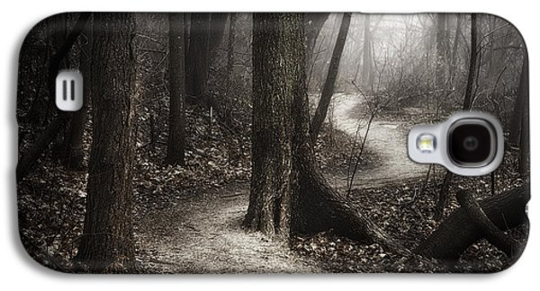 The Foggy Path Galaxy S4 Case by Scott Norris