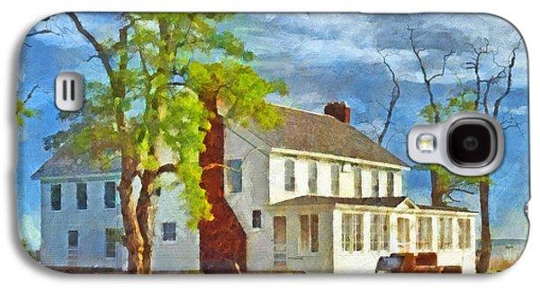 The Former Sleeping Bear Inn / Glen Haven Michigan Galaxy S4 Case