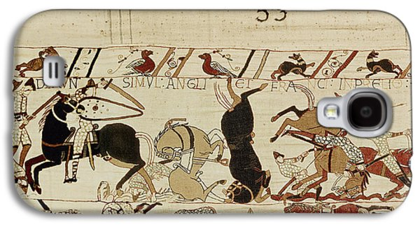 The Bayeux Tapestry Galaxy S4 Case by French School