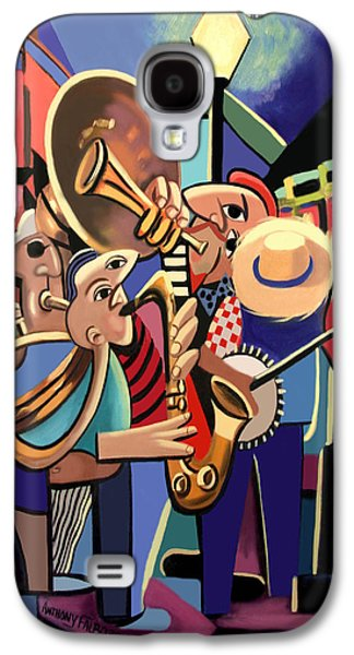 The French Quarter Galaxy S4 Case by Anthony Falbo
