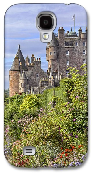 The Garden Of Glamis Castle Galaxy S4 Case