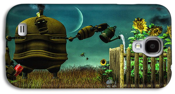The Gardener Galaxy S4 Case