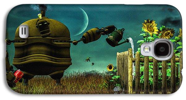 The Gardener Galaxy S4 Case by Bob Orsillo