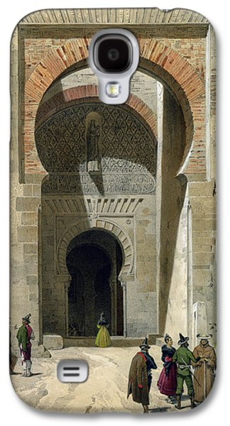 The Gate Of Justice Galaxy S4 Case by Leon Auguste Asselineau