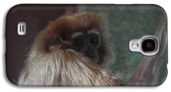 The Gibbon Galaxy S4 Case by Ernie Echols