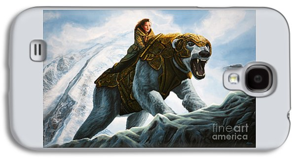 The Golden Compass  Galaxy S4 Case by Paul Meijering