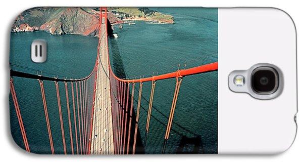The Golden Gate Bridge Galaxy S4 Case by Serge Balkin