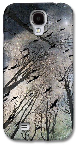 The Grandiose Flight Of The Wayward Ravens Galaxy S4 Case