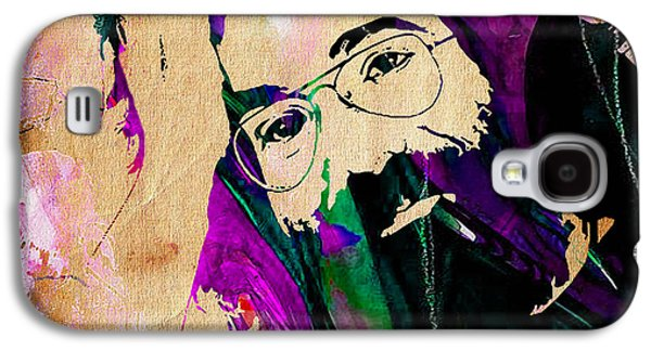 The Grateful Dead Jerry Garcia Galaxy S4 Case by Marvin Blaine