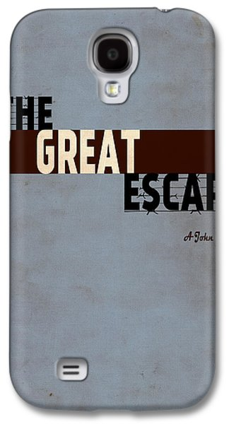 The Great Escape Galaxy S4 Case