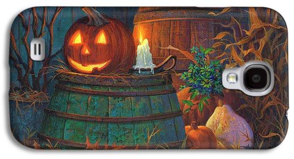 The Great Pumpkin Galaxy S4 Case