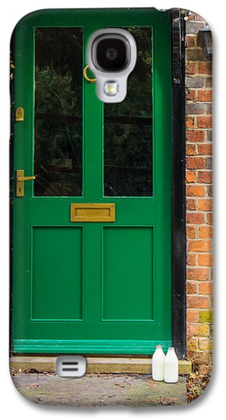 The Green Door Galaxy S4 Case by Mark Llewellyn