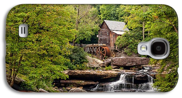 The Grist Mill Galaxy S4 Case by Steve Harrington