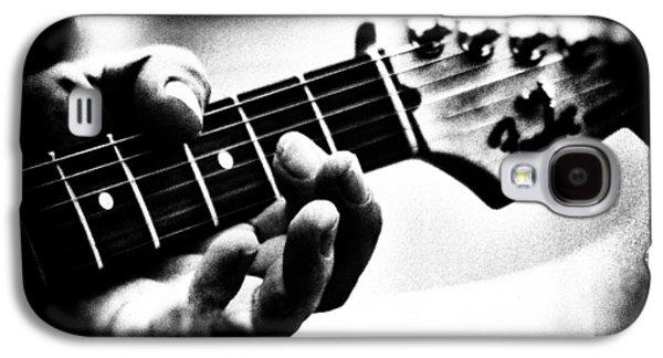 The Guitar Galaxy S4 Case by Bob Orsillo