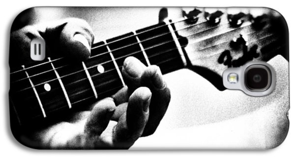 Guitar Galaxy S4 Case - The Guitar by Bob Orsillo