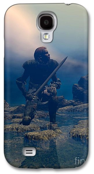 The Hand Of God On Your Head Galaxy S4 Case