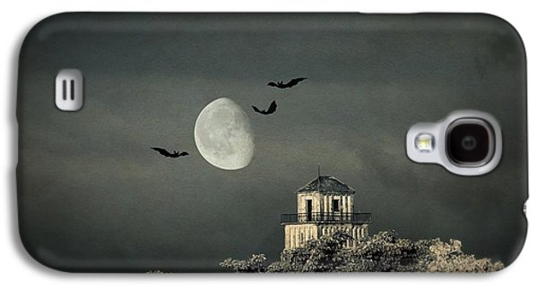 The Haunted House Galaxy S4 Case by Heike Hultsch