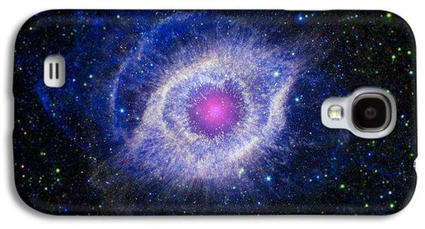 The Helix Nebula Galaxy S4 Case