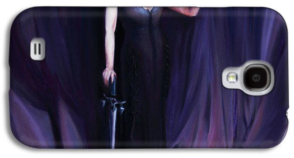The Heretic Galaxy S4 Case by Shelley Irish