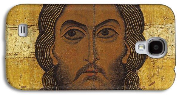 The Holy Face Galaxy S4 Case by Novgorod School