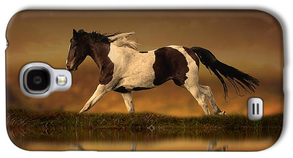 The Horse's Journey Galaxy S4 Case