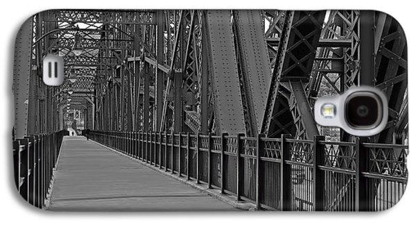 The Hot Metal Bridge In Pittsburgh Galaxy S4 Case