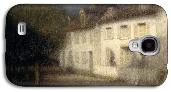 The House Galaxy S4 Case by Henri Eugene Augstin Le Sidaner