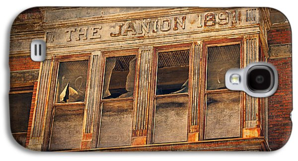 The Janion 1891  Galaxy S4 Case