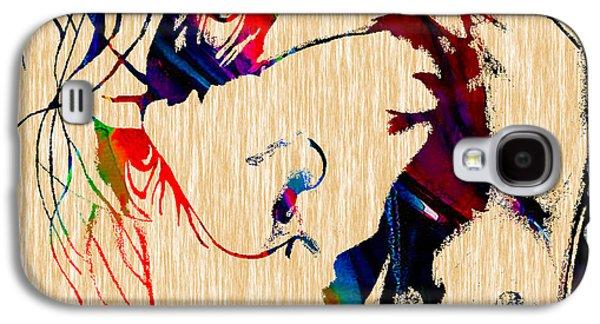The Joker Heath Ledger Collection Galaxy S4 Case