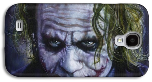 The Joker Galaxy S4 Case
