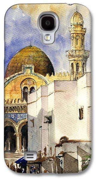 The Ketchaoua Mosque Galaxy S4 Case by Juan  Bosco