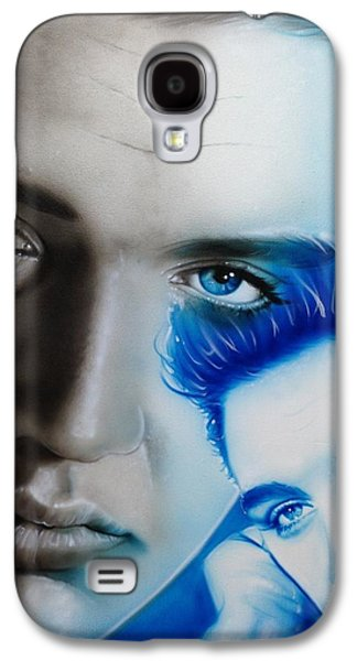 Elvis Presley - ' The King ' Galaxy S4 Case