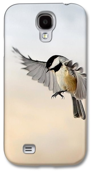 The Landing Galaxy S4 Case by Bill Wakeley