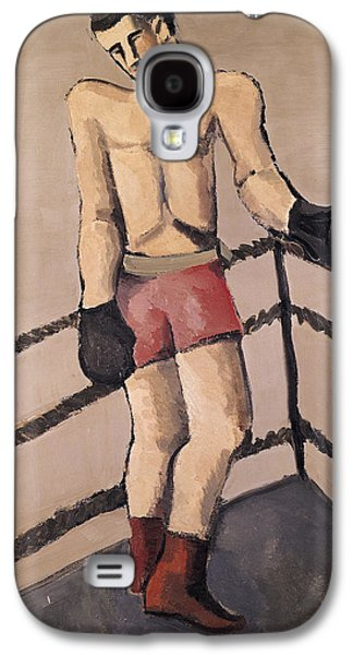 The Large Boxer Galaxy S4 Case by Helmut von Hugel Kolle