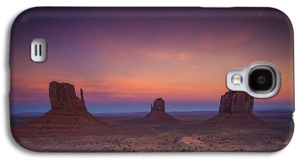 The Last Of Daylight Galaxy S4 Case by Marco Crupi